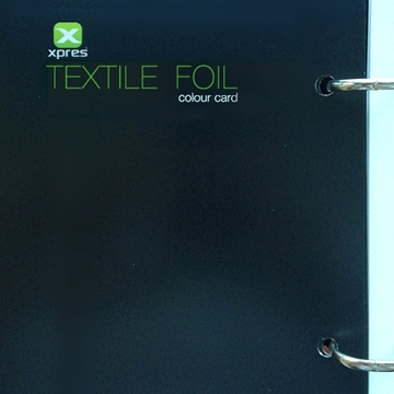 Picture of Textile Foil - Swatch Card