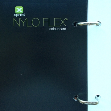Picture of Nylo Flex - Swatch Card