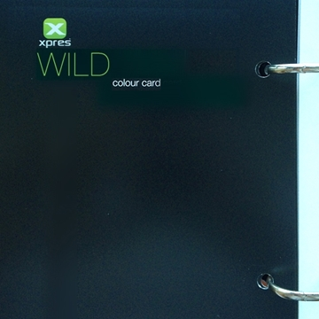 Picture of Wild - Swatch Card