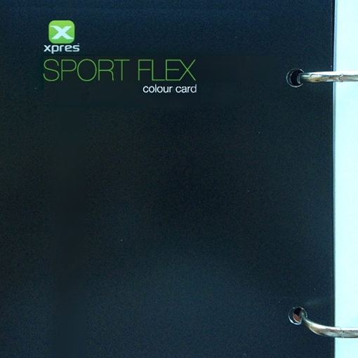 Picture of Sport Flex - Swatch Card