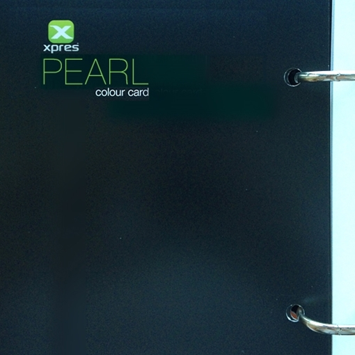 Picture of Pearl - Swatch Card