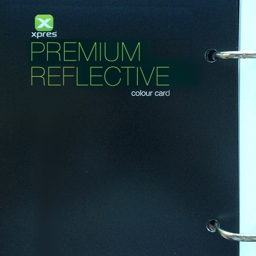 Picture of Premium Reflective - Swatch Card