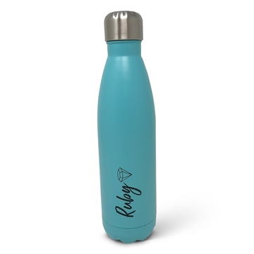 Picture of 17oz / 500ml Stainless Steel Water Bottles Matt Finish