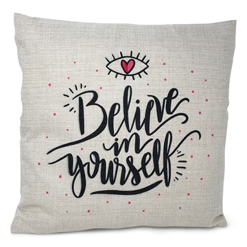 Picture of Cushion Cover Premium Linen Look 40x40cm 100% Polyester