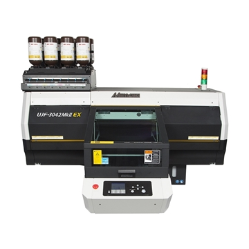 Picture of Mimaki UJF3042 MkII EX Flatbed UV Printer (excludes inks)