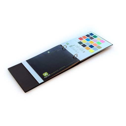 Picture of Swatch Card Binder