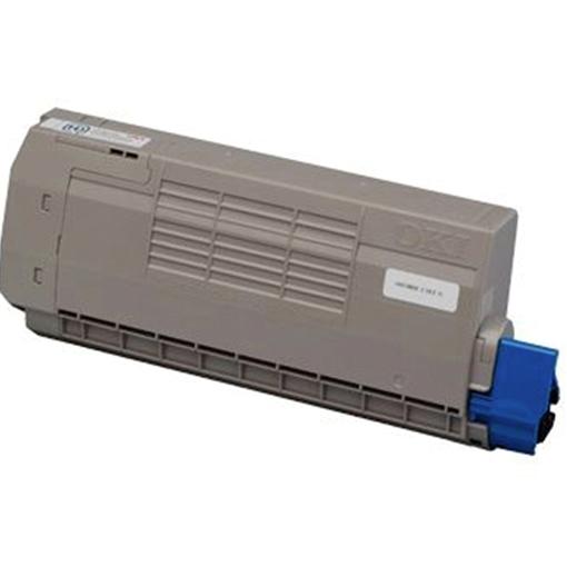 Picture of OKI Toner For OKI Pro7411WT Printer