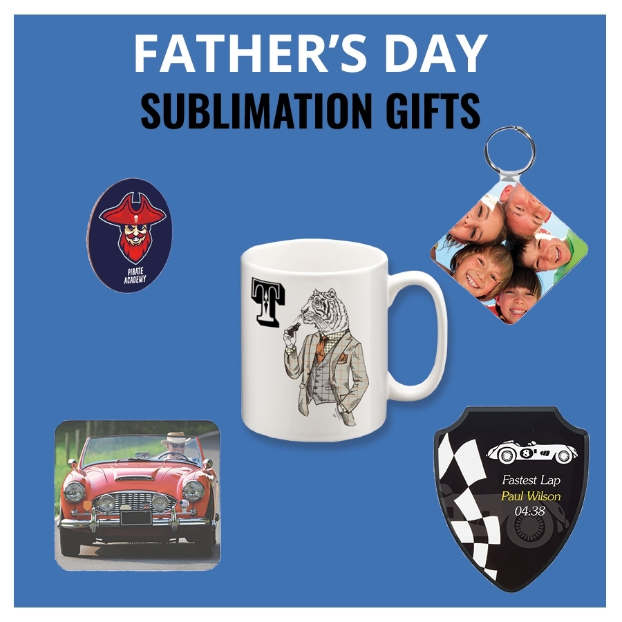 Father's Day Sublimation Gifts