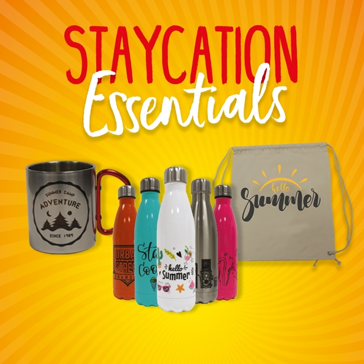 Your Staycation Essentials Sorted!