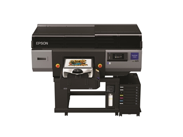 Picture of Epson SC-F3000 DTG Printer