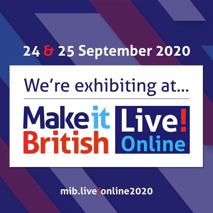Make it British Live! Online