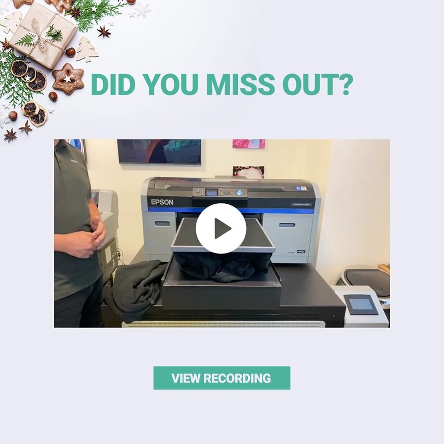 Christmas Personalisation Video