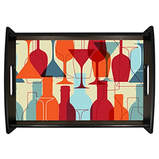Picture of UniSub Serving Tray w/ Insert (Pack of 2)