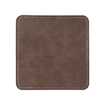 Picture of PU Leather Effect Coaster Square 100 x 100mm