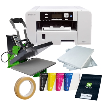 Picture for category Start Up Sublimation Flat Press A4