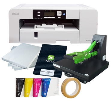 Picture for category Start Up Sublimation Flat Press A3