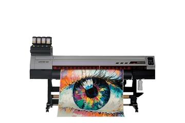Picture of Mimaki UJV100-160 UV Roll to Roll Printer