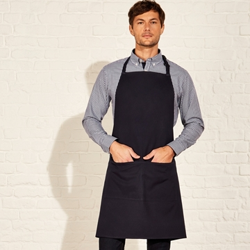 Picture of Bargear Superwash 60 Bib Bar Apron Unisex