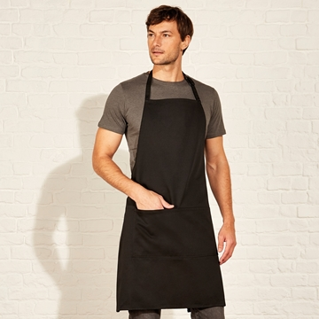 Picture of Bargear Superwash 60 Bib Pocket Apron Unisex