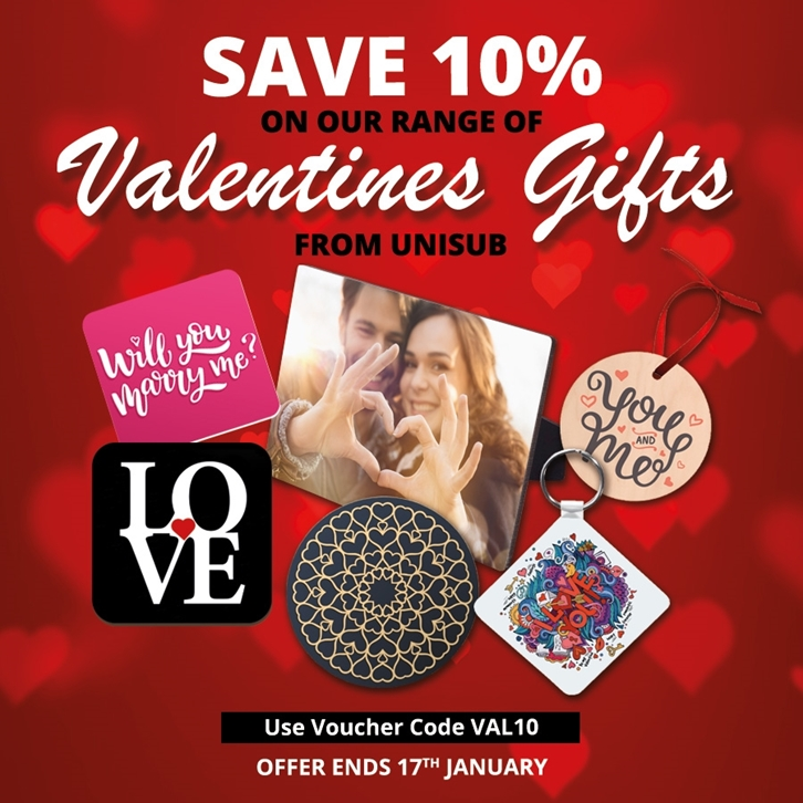 ❤️ 10% off our Valentines Gifts ❤️