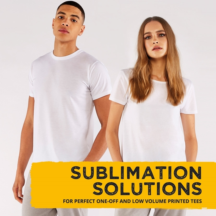 Sublimation Solutions for Perfect Printed Tees