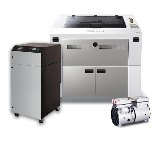 Picture of LV-290 Bofa LV-290 & Air Compressor DP-90V Bundle