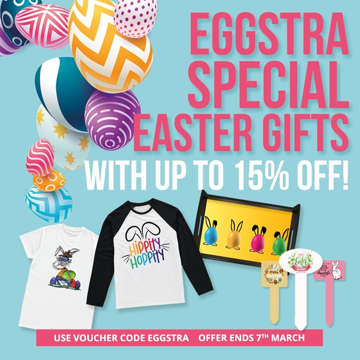 Eggstra Special Easter Offer!
