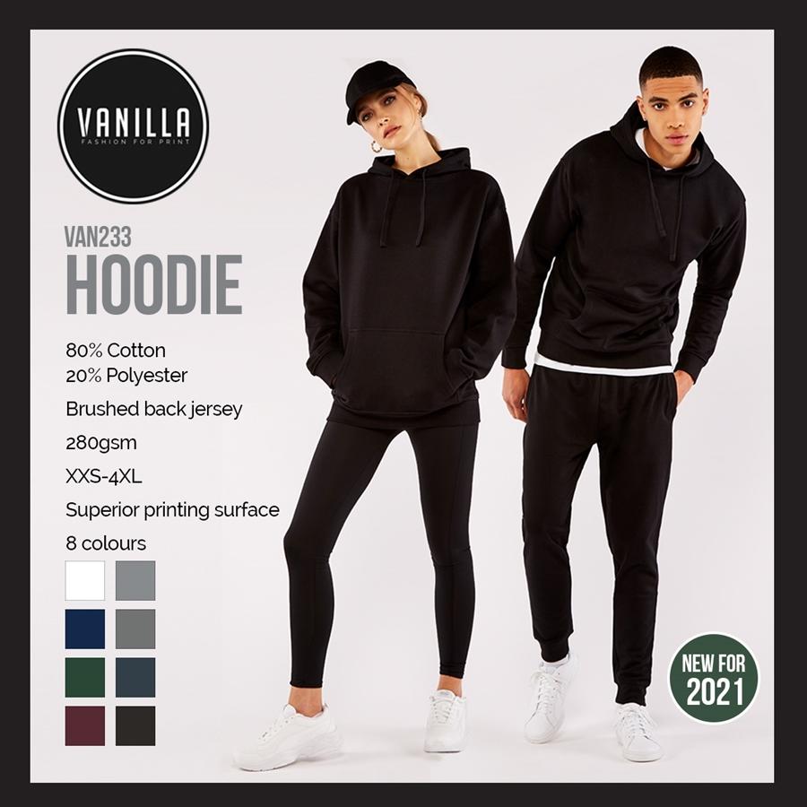 Introducing the VAN233 Hoodie