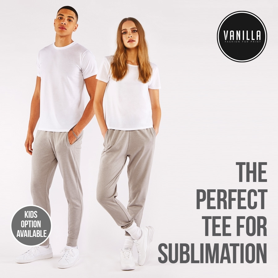 The Perfect Tees for Sublimation!