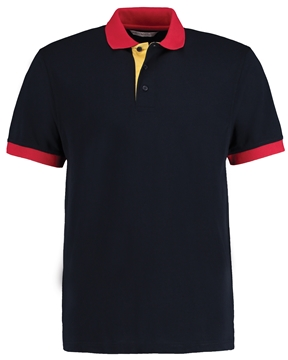 Picture of Contrast Polo Shirt