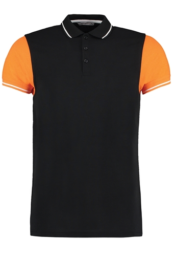 Picture of Contrast Tipped Polo