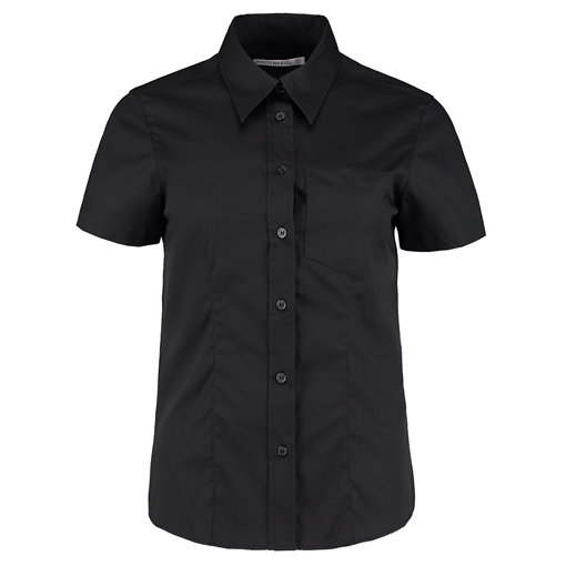 Picture of Womens S/S Premium Pocket Oxford Shirt