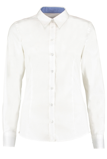 Picture of Contrast Oxford L/S Shirt