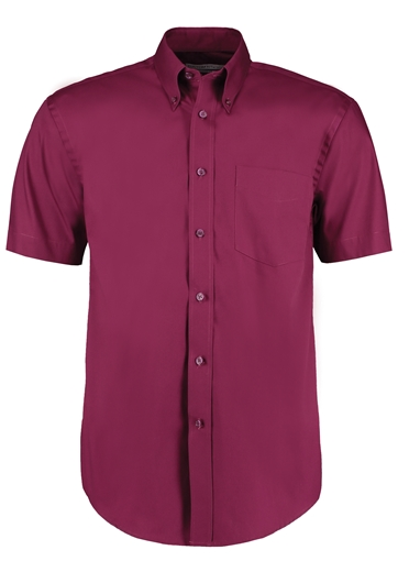 Picture of Premium Oxford Shirt Short Sleeve