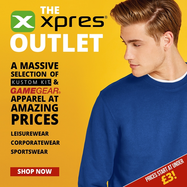 Welcome to the Xpres Outlet!