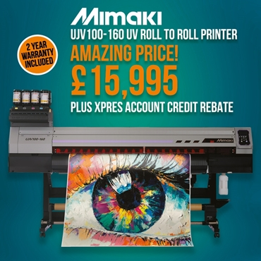 Picture for category Mimaki UJV100-160 Offer