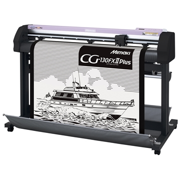 Picture of Mimaki CG-130FXIIPlus Vinyl Cutter and Stand