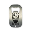 Picture of Bottle Opener Stainless Steel 38mm x 70mm