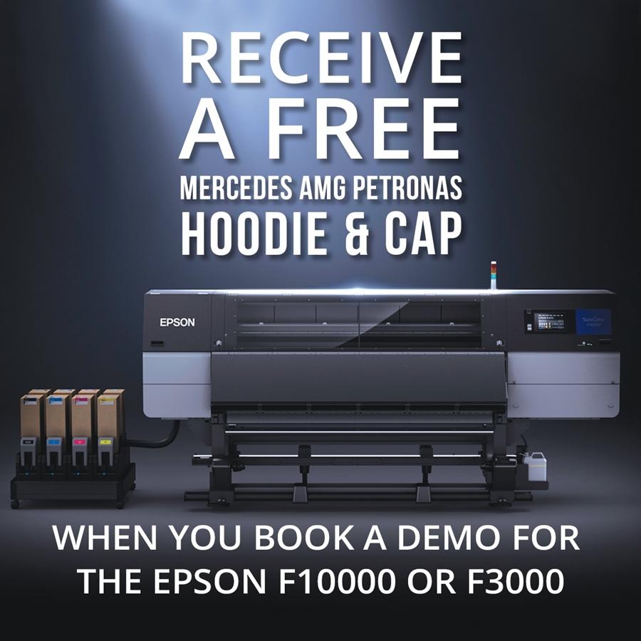 Epson Demo Offer