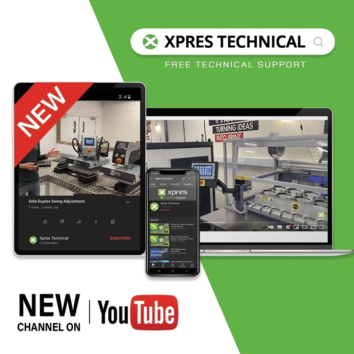 Free Technical Support on our New Youtube Channel!