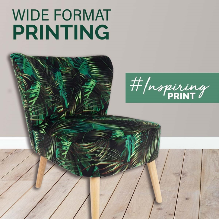 Making the Most of Wide Format Sublimation Textiles