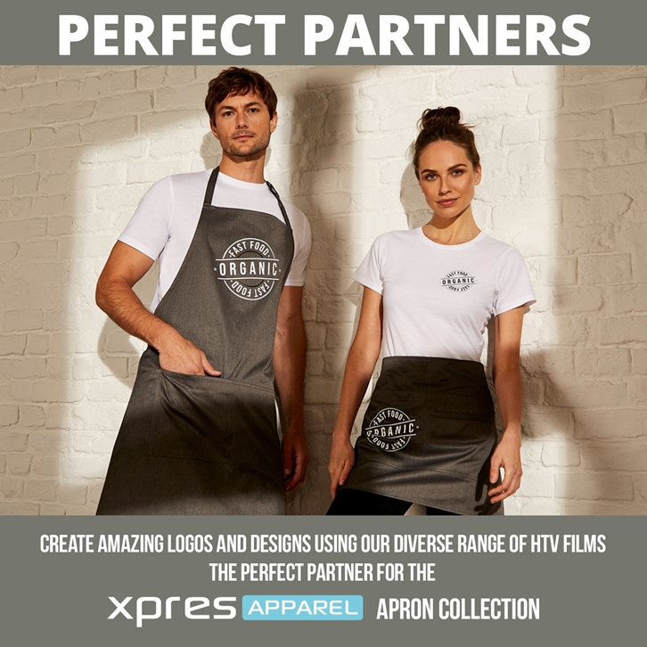 A Match Made in Heaven | HTV and Aprons