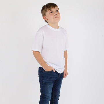 Picture of Subli® Plus Kids T-Shirt Ages 3-12 100% Polyester
