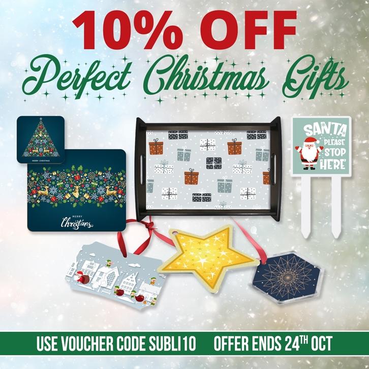Christmas Gifts | Save 10% 🎄