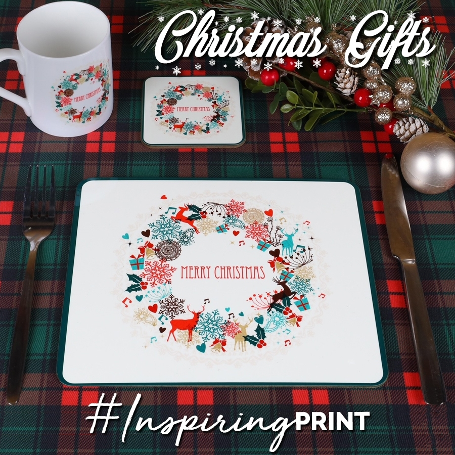 Christmas Crackers: Sublimation