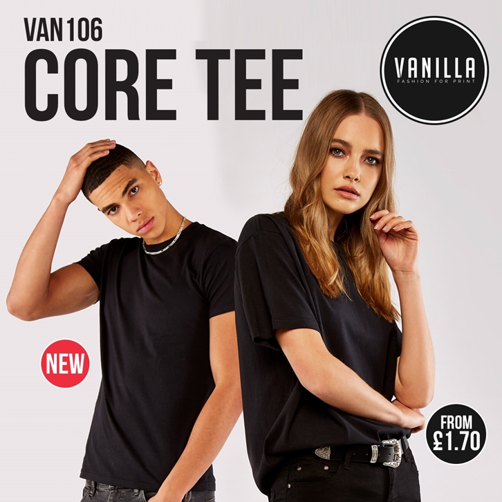 100% Cotton Basic Tee at an Incredibly Low Price