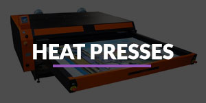 Chromaluxe Approved Heat Presses
